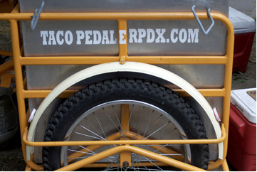 Yummy Taco Pedalers