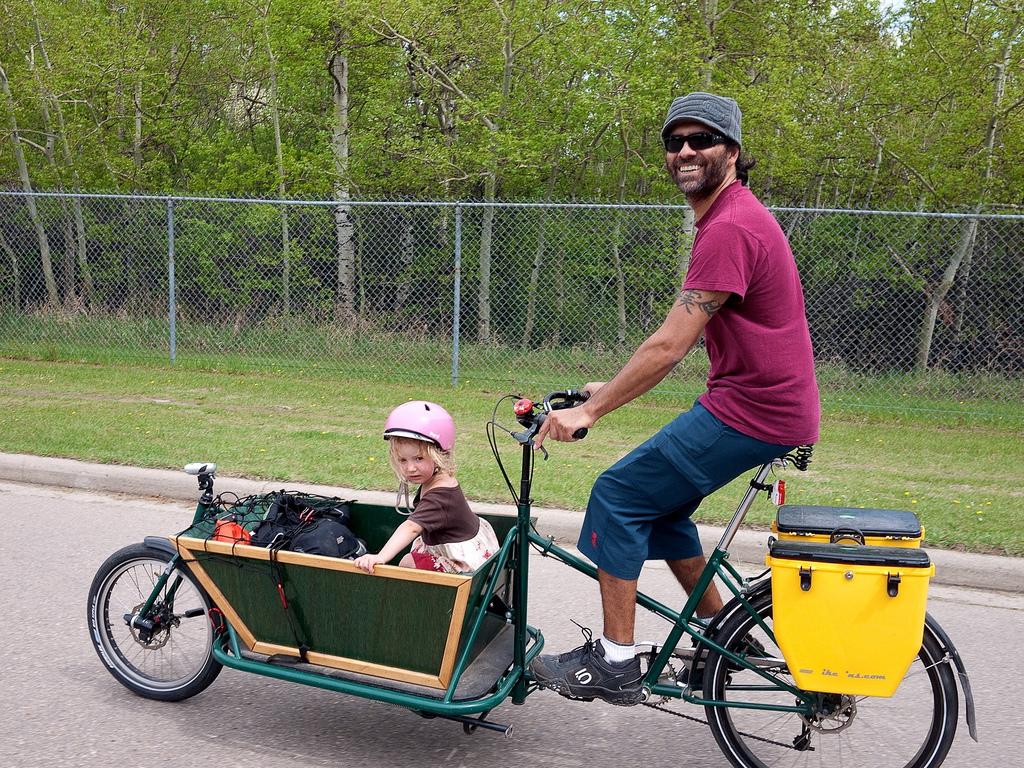 Cargo Bikes Abound Orbike Find Adventure Bicycle