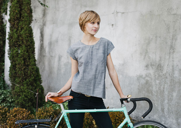 IvaJean - blouse