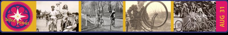 Bike Scout Scavenger Hunt