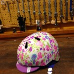 Bern has a million helmet designs and styles these days, and even uses a special mold for women's styles.