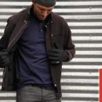 Wool Jacket 4b-01