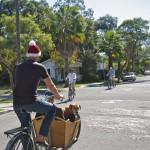 Cruising the streets of sunny Sarasota