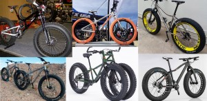 fat bikes medley