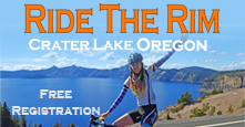 bike events in oregon Crater Lake