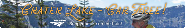 Take your bike on the train