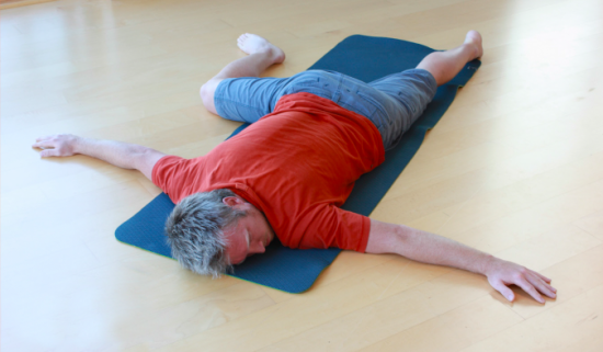 BikeYoga Hip Flexor and Adductor release for lower back pain