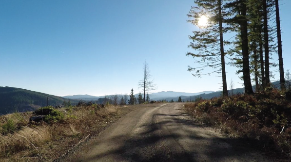 How to bike on gravel best bike rides in Oregon